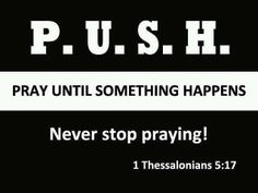 PrayUntilSomethingHappens